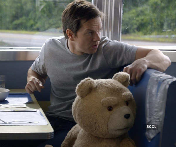 Mark Wahlberg in a still from the movie