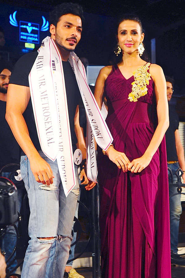Provogue personal care Mr. India 2015: Winners