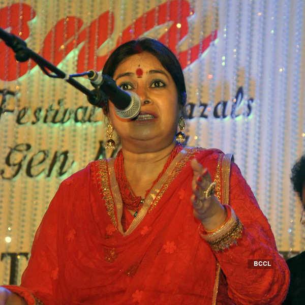 Khazana Ghazal Festival