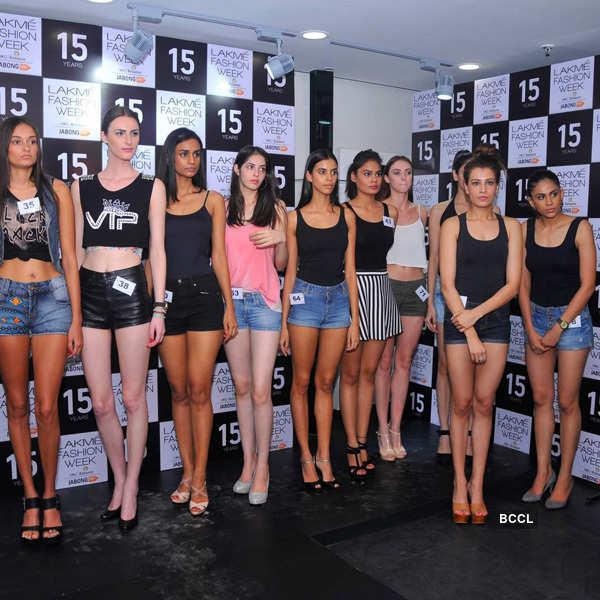 Lakme Fashion Week '15: Auditions