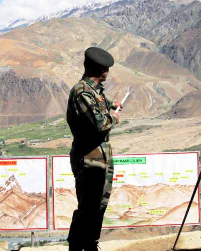 10th anniv. of Kargil war