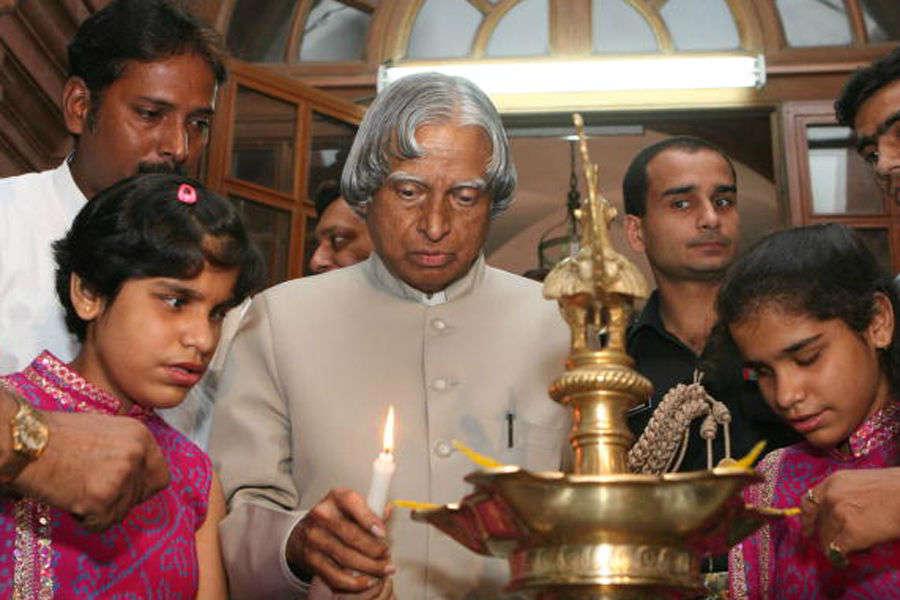 Who said what on APJ Abdul Kalam's demise