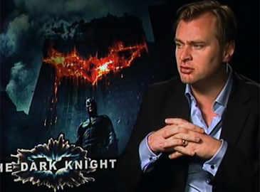 The Dark Knight: Christopher Nolan interview