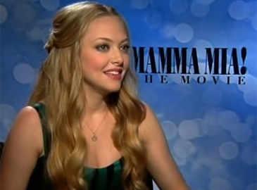 Mamma Mia!: Amanda Seyfried interview