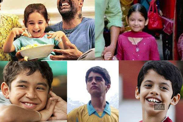 Bollywood S Cutest Child Actors