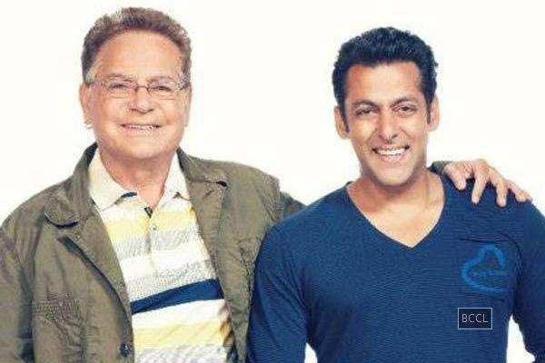 Salim Khan and Salman Khan: Father-son relationship