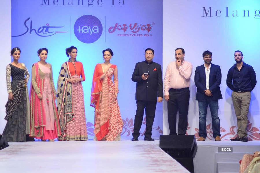 Melanga 2015: Fashion show