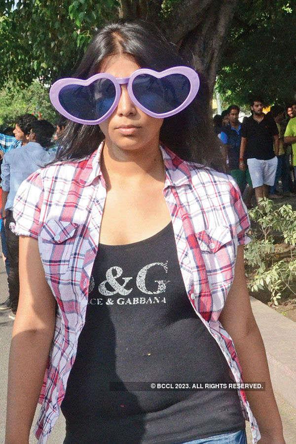 Music and Fun @ Raahgiri