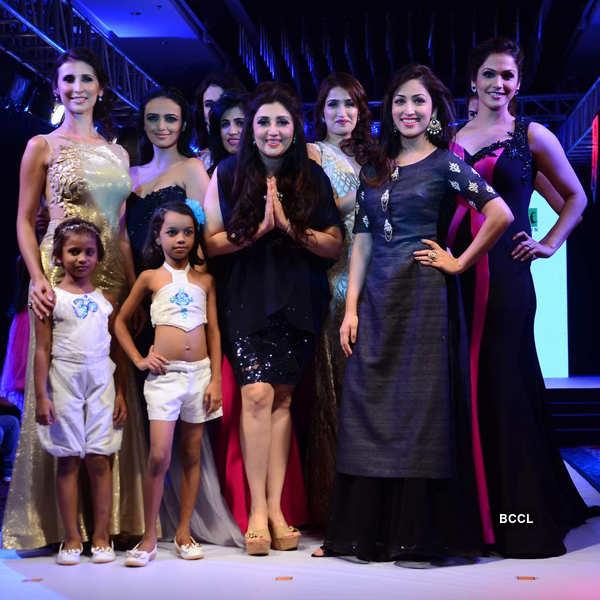 Celebs @ Charity Fashion Show