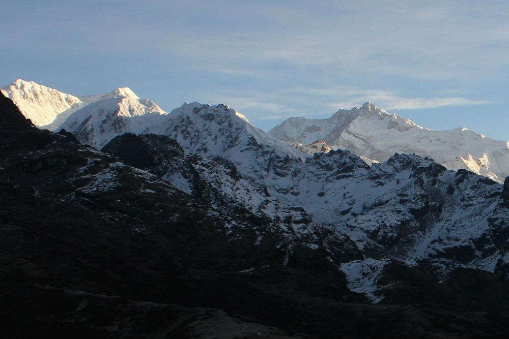 Dzongri trek from Yuksom