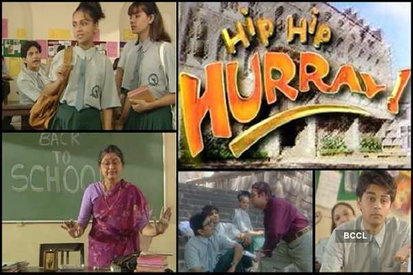 Hip Hip Hurray' cast - Then & Now | The Times of India