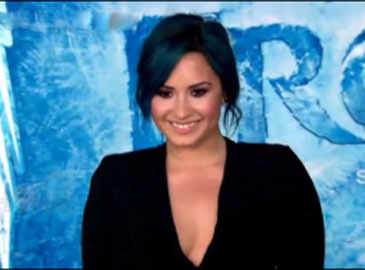 Demi Lovato's 'Cosmopolitan' hot photoshoot