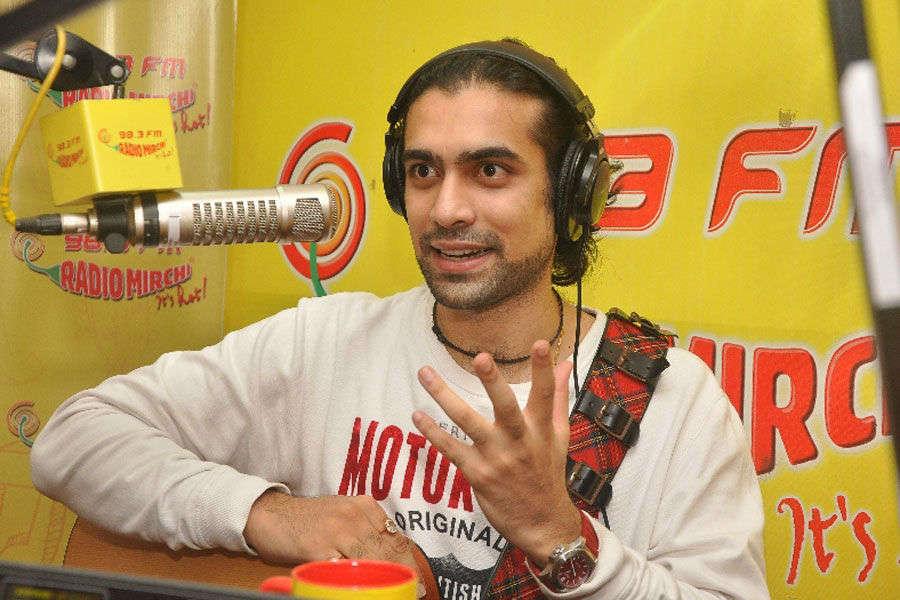 Celebs at Radio Mirchi