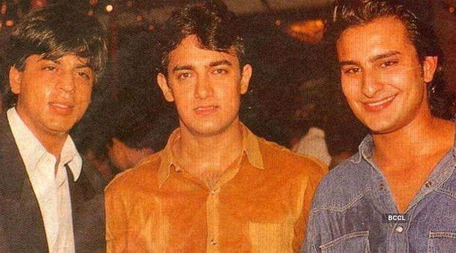 Bollywood celebs old photos