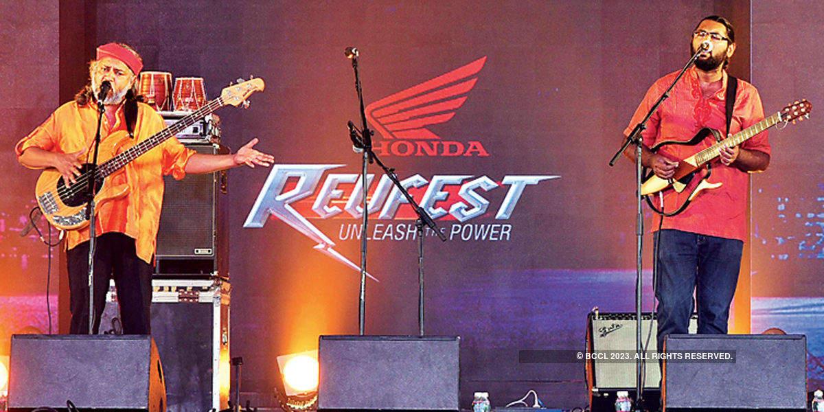 Honda RevFest 20015
