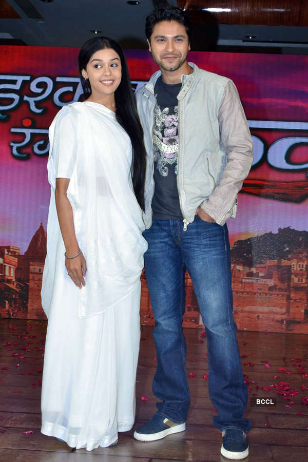 Ishq Ka Rang Safed: Launch