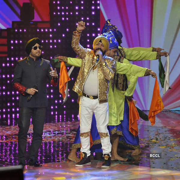The Voice India: On the sets