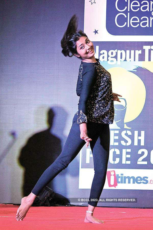 Clean & Clear Nagpur Times Fresh Face