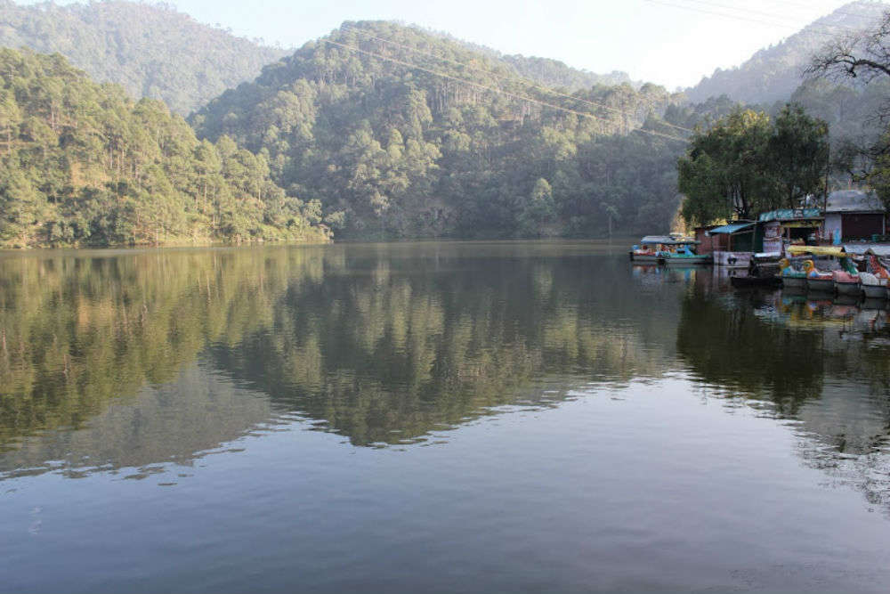 Visit the seven lakes of Sattal