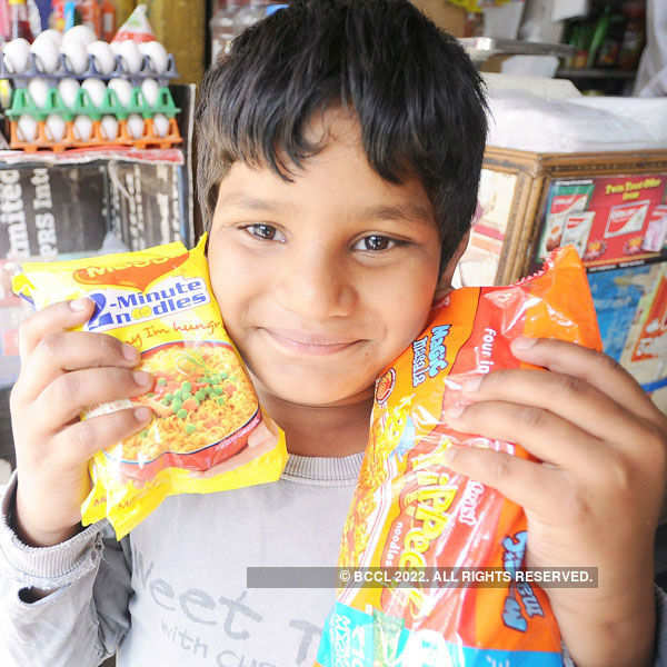 Govt seeks Rs 640 cr from Nestle over Maggi