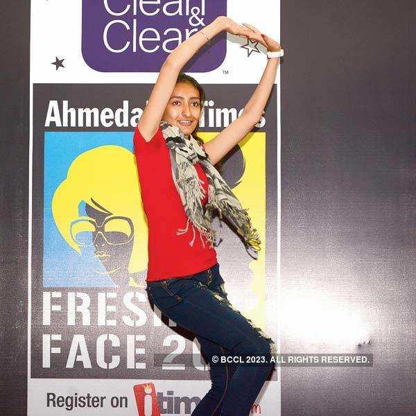 Clean & Clear Ahmedabad Times Fresh Face