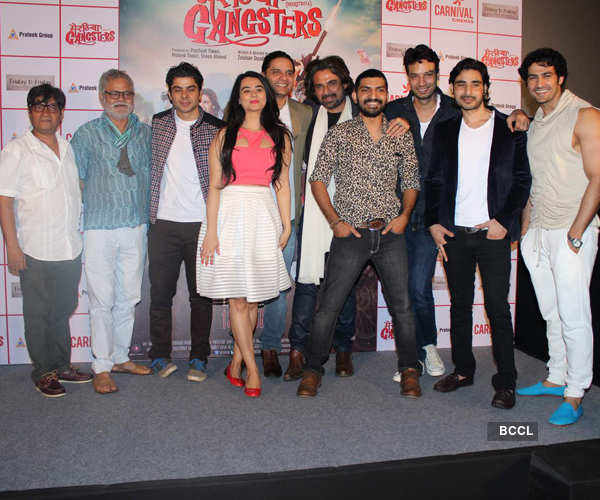 Meeruthiya Gangsters: Trailer Launch
