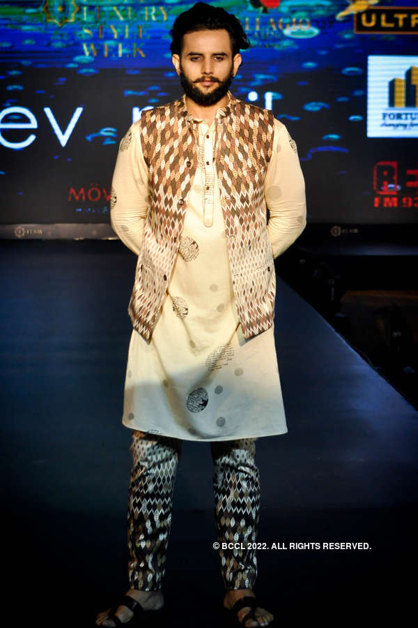 India Luxury Style Week - Men's Edition