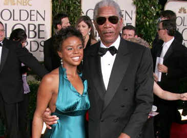 Actor Morgan Freeman's granddaughter stabbed to death in NY