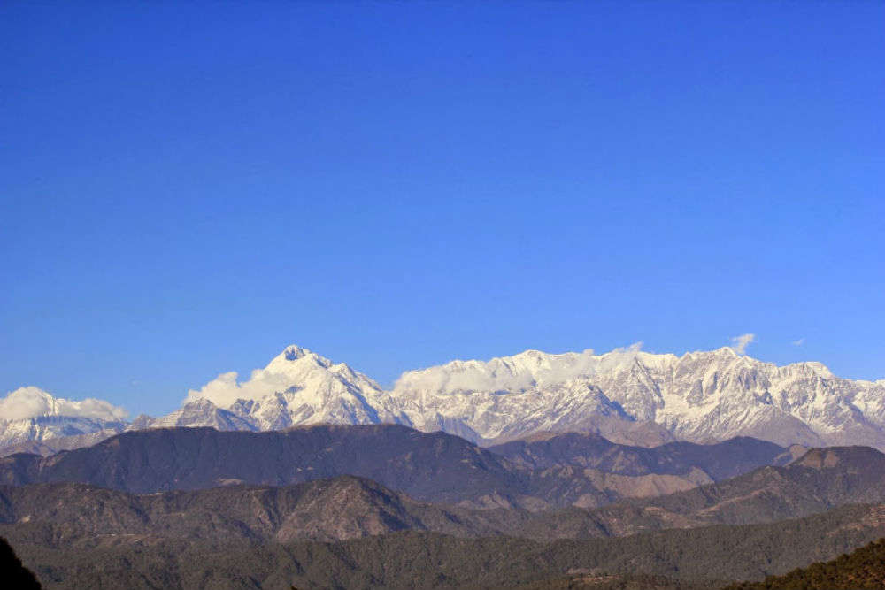 Soak in the beauty of gorgeous Kausani