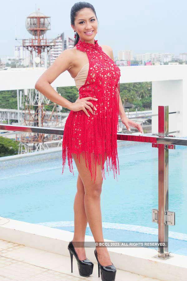 Miss Asia Contest: Participants
