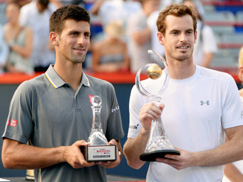 Andy Murray wins Rogers Cup