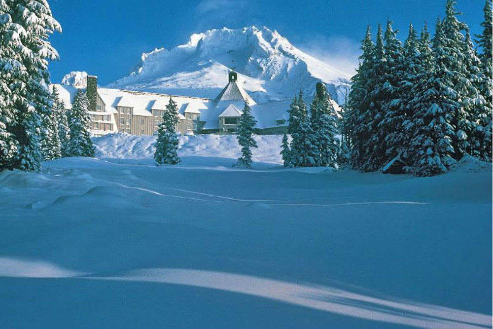Timberline Lodge, Mount Hood National Forest