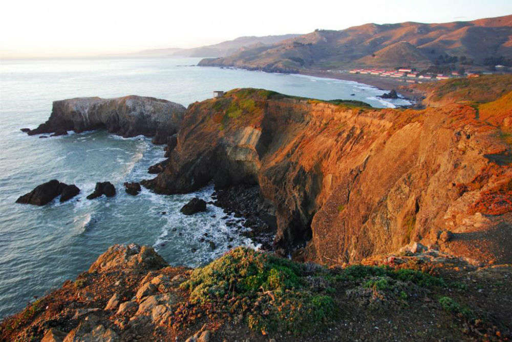 HI Marin Headlands Hostel, Sausalito and HI Point Reyes, Point Reyes National Seashore
