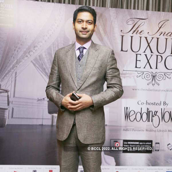 Indian Luxury Expo @ ITC Grand Chola