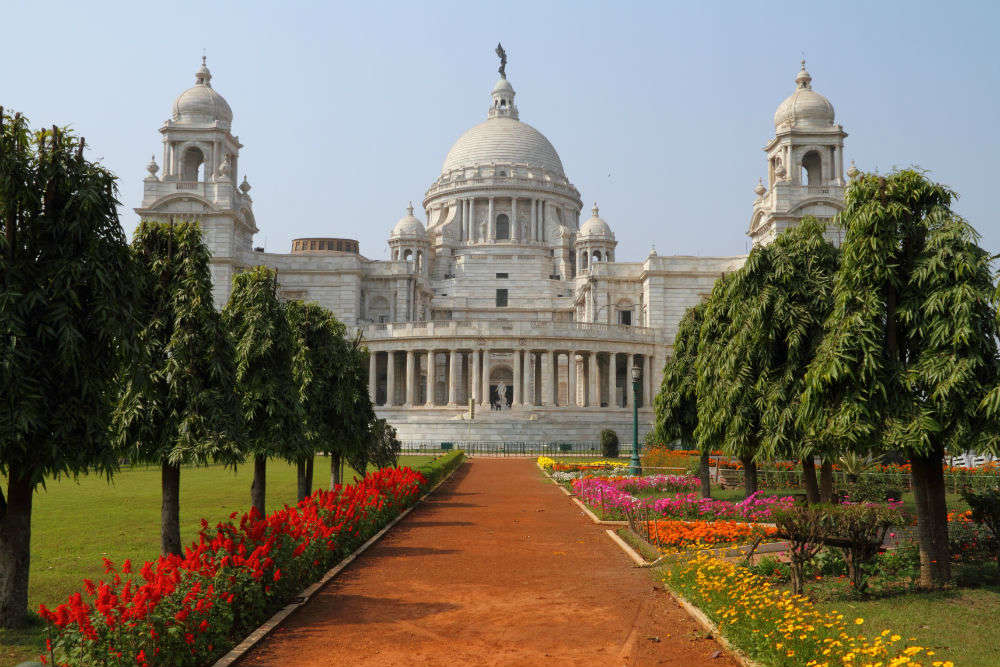 Kolkata Architectural Wonders Architectural Marvels Of