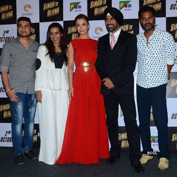 Singh Is Bliing: Trailer launch