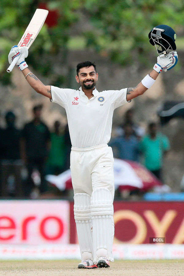 India vs Sri Lanka: 1st Test: Day 2
