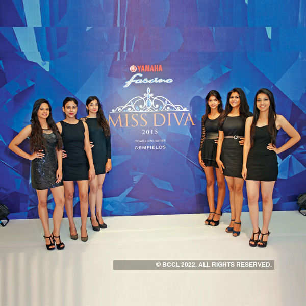 Miss Diva 2015 auditions