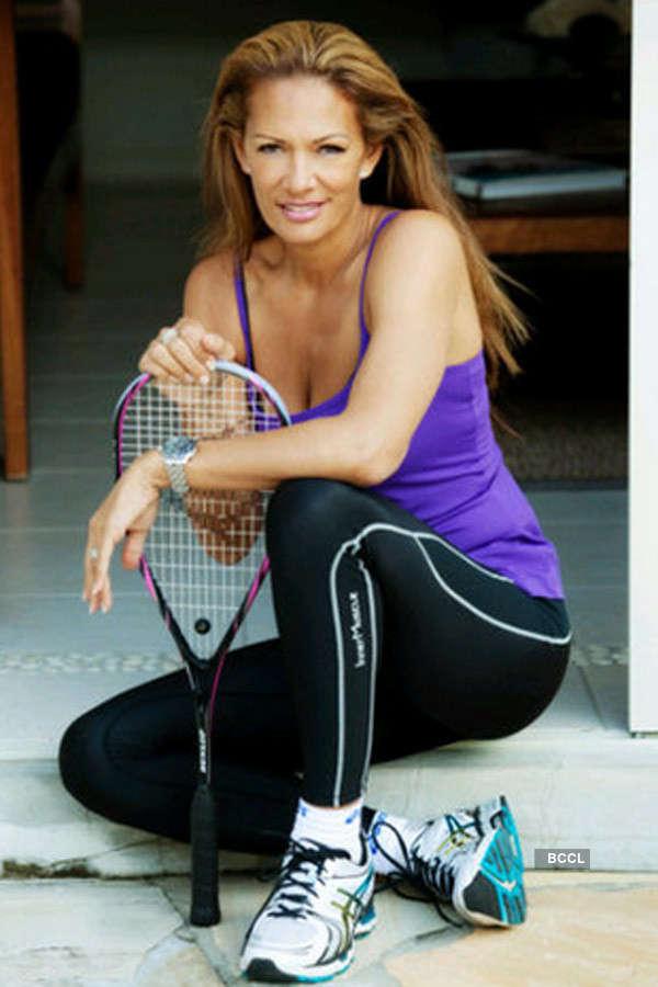 Hottest Squash Players
