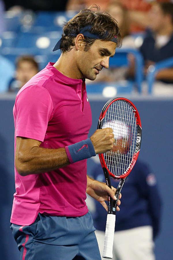 Cincinnati: Federer beats Kevin Anderson