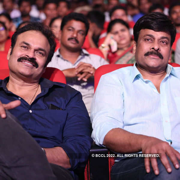 Chiranjeevi's 60th b'day party