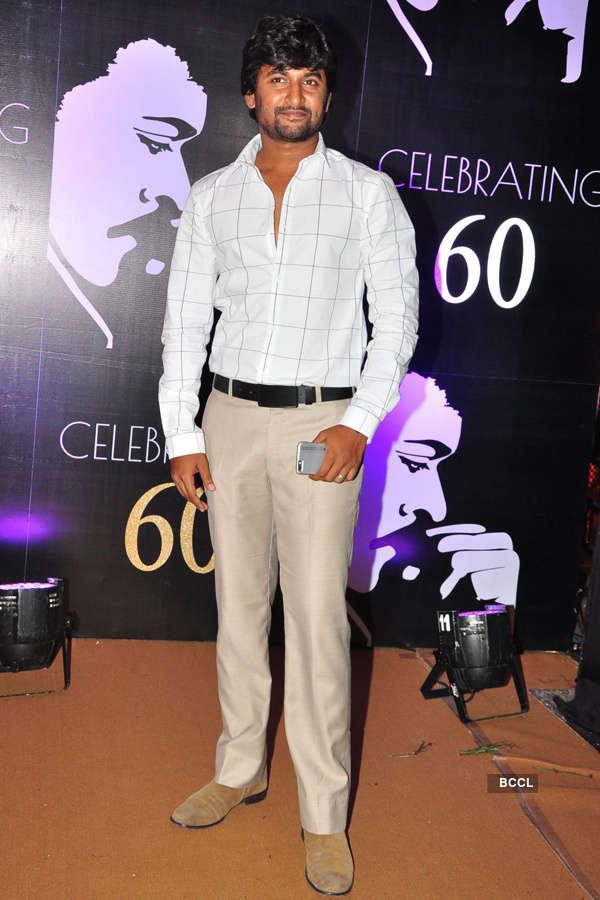 Celebs @ Chiranjeevi's birthday party