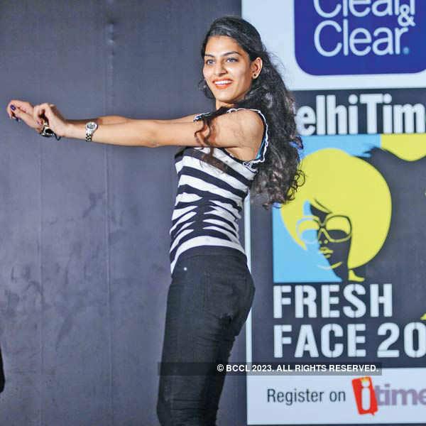 Clean & Clear Delhi Times Fresh Face