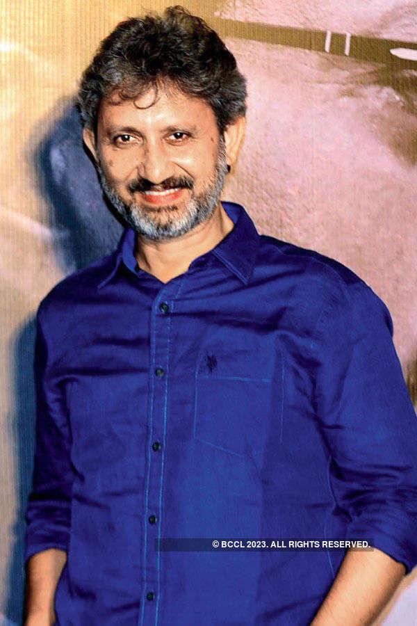 Neeraj Kabi during the trailer launch