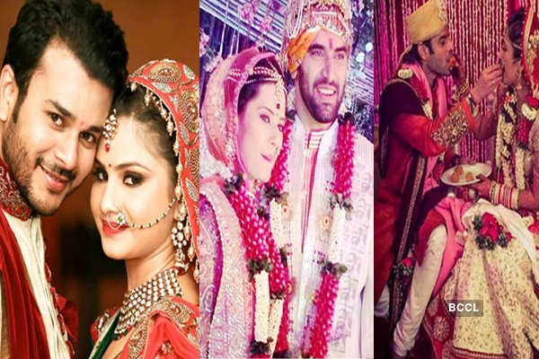 Popular TV celebs who opted for arranged marriage | The Times of India