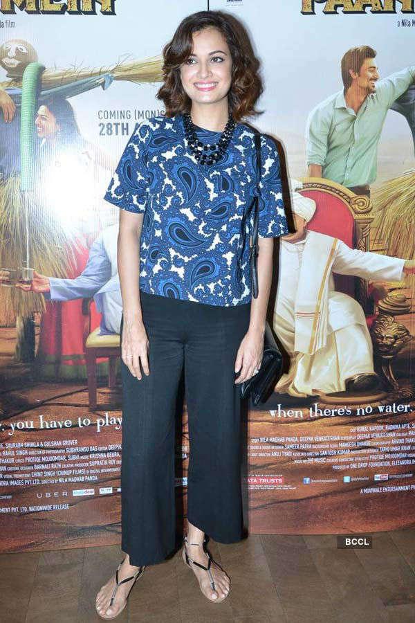 Kaun Kitne Paani Mein: Spl. screening