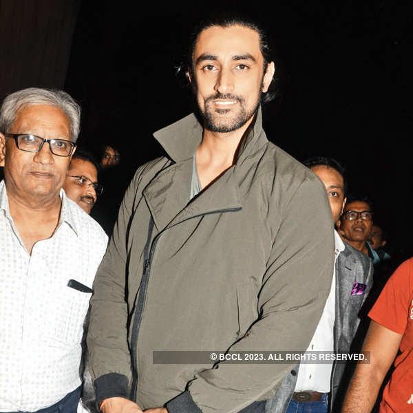 Kejriwal at Kaun Kitney Paani Mein screening