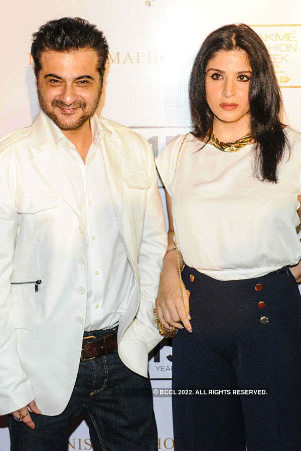Sanjay Kapoor during the Lakme Fashion