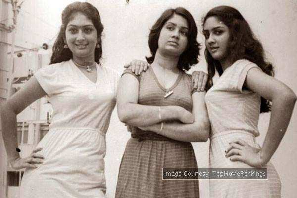Popular siblings from the Malayalam film industry