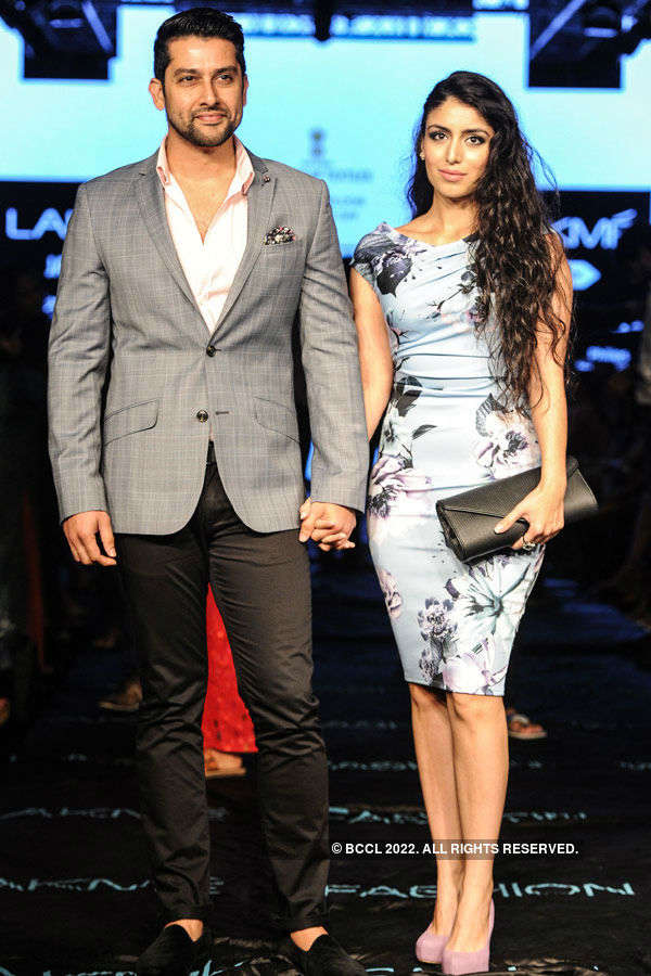 Aftab Shivdasani during the Lakme Fashion